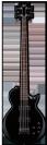 גיטרה בס ESP LTD EC-154BLK