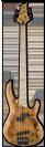 גיטרה בס ESP LTD RB-1004SM NAT