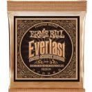 מיתרים ארני בל ERNIE BALL 2544 Everlast Coated Phosphor Bronze Acoustic 13-56