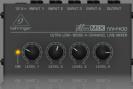 מיקסר ברינגר BEHRINGER MICROMIX MX400