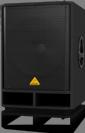 רמקול מוגבר ברינגר BEHRINGER  VQ1800D