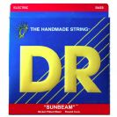 מיתרים לבס DR Strings Sunbeams 5-String Bass 45-105