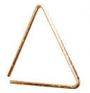 """שליש מרוקע איכותי  GON BOPS B8 Hammered Triangle """"4"""