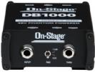 """קופסת """"דיירקט"""" אקטיבית  און-סטייג' On-Stage DB1000"""