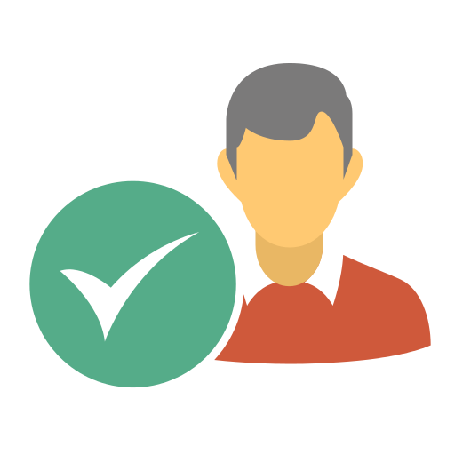 אפשרות אישור אוטומטי או ידני